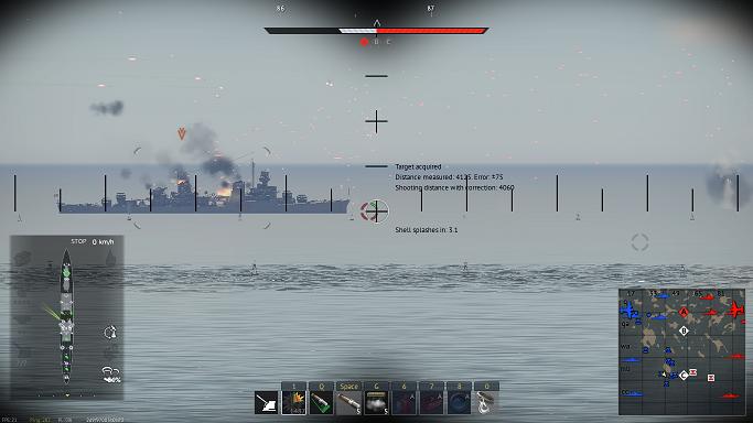 ウォーサンダーの海RB